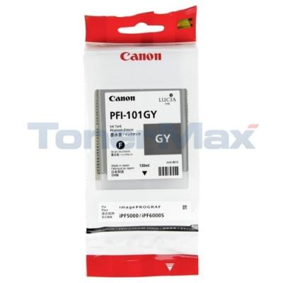 CANON PFI-101GY INK TANK GRAY 130ML
